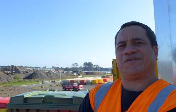 Blog image: Mark has a big job to do