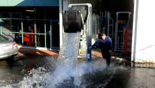 Blog image: How much water can you lift with a Simpro Dumpmaster™?