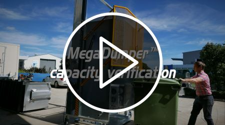 MegaDumper® Capacity Verification