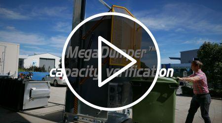 Blog image: MegaDumper™ Capacity Verification