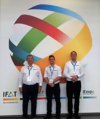 Blog image: Simpro at the world's largest waste expo