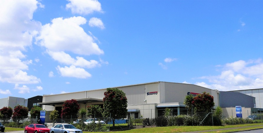 Simpro Head Office is located at 66 Rangi Road, Takanini